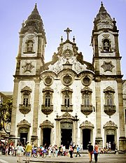 Santo Antonio Church.