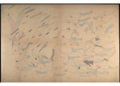 Red Horse pictographic account of the Battle of the Little Bighorn, 1881. 0600.png