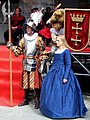 Reenactment of the entry of Casimir IV Jagiellon to Gdańsk during III World Gdańsk Reunion - 056.jpg