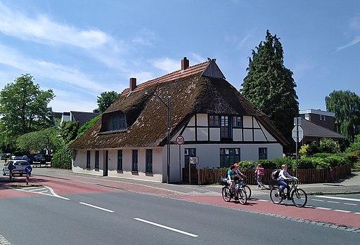 Reetdachhaus Brinkum Bassumer Straße 10
