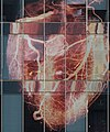 Reflection of the heart poster in the windows of Ontario Institute of Cancer Research.jpg