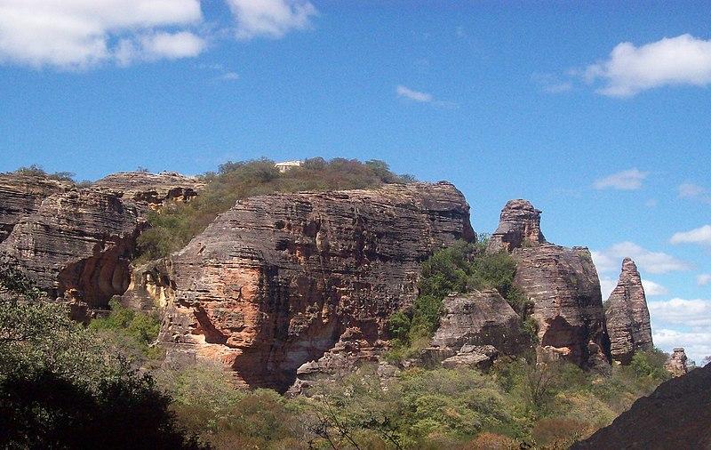Roteiro pelos parques do Piauí