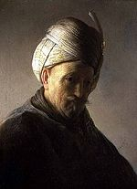 Rembrandt Bust of a Man Wearing a Turban.jpg