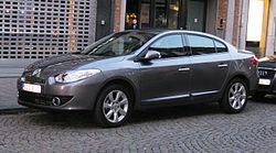 Renault Fluence in Limburg March 2011.JPG