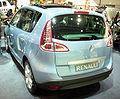 Renault Scénic III Himmelblau Heck.JPG