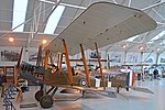 Replica Royal Aircraft Factory BE2e 'A2943' (G-CJZO) (41260788842).jpg