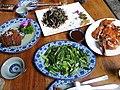 Restaurant food - Kunming, Yunnan - DSC02666.JPG