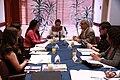 Reunión de los asambleístas que forman parte de la Unión Interparlamentaria UIP en representación del Ecuador, la misma que está liderada por la presidenta de la Asamblea Nacional, Gabriela (9300675111).jpg
