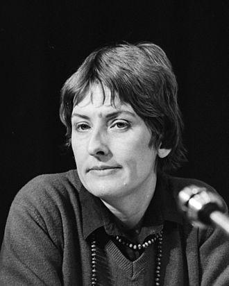 Ria Beckers - Ria Beckers in 1981