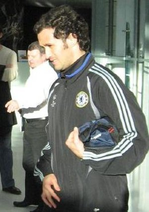 Ricardo Carvalho - Ricardo Carvalho on tour with Chelsea in 2007.
