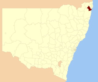 Richmond Valley Council Local government area in New South Wales, Australia