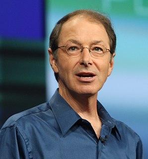 Richard Rashid American computer scientist, Microsoft vice president