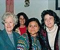 Rigoberta con Lomban y Ana Gonzalez.jpg