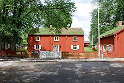Riksdagsmannagården i Alvesta