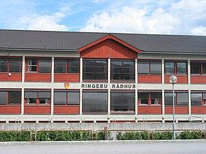 Ringebu - Ringebu town hall.