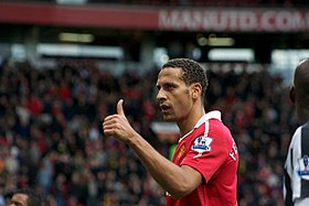image illustrative de l'article Rio Ferdinand