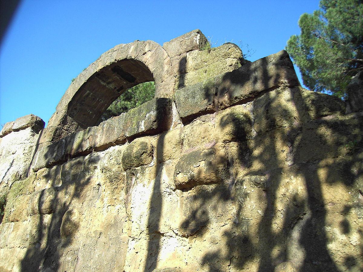 378 v chr wikipedia - Via di porta ardeatina ...