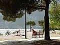 Riva del Garda, beach - panoramio - Frans-Banja Mulder (1).jpg