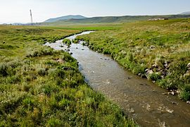 River Bughdasheni (on Tsalka-Ninotsminda road) 1.jpg