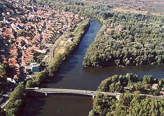 Theiß bei Tokaj