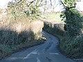 Road north-east of Botusfleming - geograph.org.uk - 1616182.jpg