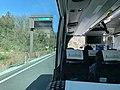 Road traffic information display on Hokuriku Expressway.jpg