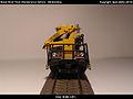 Robel Bullok BAMOWAG 54.22 Track Maintenance Vehicle - DB Bahnbau Kibri 16100 Modelismo Ferroviario Model Trains Modelleisenbahn modelisme ferroviaire ferromodelismo (11696360554).jpg