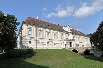 Rohrau, Austria - Schloss Rohrau