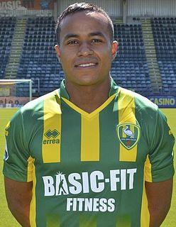 Roland Alberg Surinamese footballer