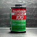 Rollo de pelicula fotografica de 35 mm (Fuji film) 2006 004.JPG