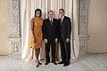 Ronald Jumeau with Obamas.jpg