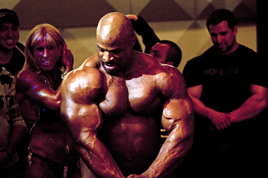 Ronnie Coleman 8 x Mr Olympia - 2009 - 7