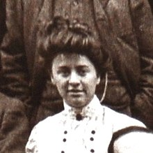 Rosa Mabel Lee while working in Lowestoft.jpg