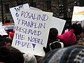 Rosalind Franklin Deserved the Nobel Prize (45904333125).jpg