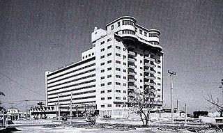 Rosita De Hornedo The hotel Rosita De Hornedo was one of the first major buildings to built by a private developer in the 1950s in Havana, Cuba.