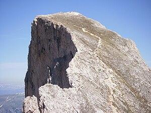 Klettersteig Rotwand : Rotwand rosengartengruppe u wikipedia