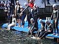 RoundChristiansborg swimmers before start.jpg