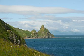 National Register of Historic Places listings in Dillingham Census Area, Alaska - Image: Round Island 2