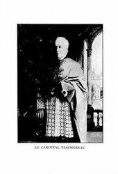 Adolphe-Basile Routhier: Le cardinal Taschereau