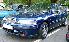 Rover 400 front 20070929.jpg