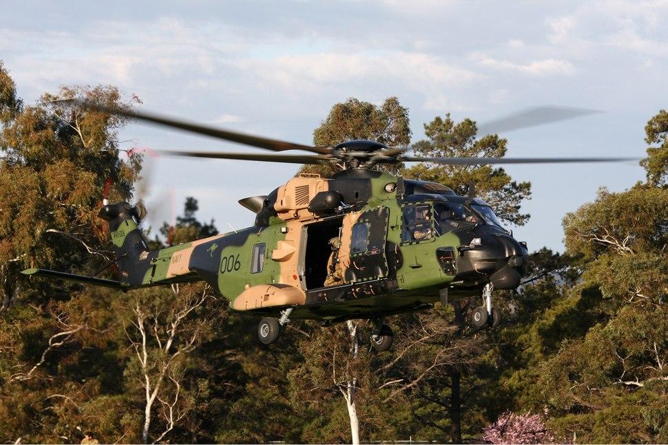 Royal Australian Navy NHI MRH-90 Gilbert