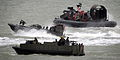 Royal Marines Hovercraft and Offshore Raiding Craft MOD 45153371.jpg
