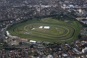Randwick Racecourse - Image: Royal Randwick Racecourse
