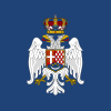 Royal Standard of a Member of the Royal House of Yugoslavia (1937–1941).svg