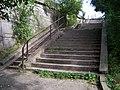 Roztyly, schody od Michle ke Spořilovu.jpg