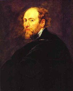Rubens Self-Portrait without a Hat