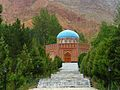 Rudaki Tomb in Panjkent-after restored.jpg
