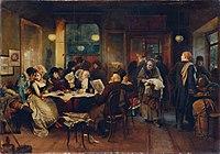 Rudolf Hausleithner - Faschingsmorgen - 6186 - Österreichische Galerie Belvedere.jpg