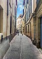 Rue du May (Toulouse) - View from rue Saint-Rome.jpg