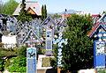 Rumunia, Sapanta, Wesoły Cmentarz -Aw58- 28.04.2012 r..jpg